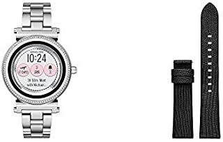 14d863175c69 Amazon.com  Michael Kors - Smartwatches   Watches  Clothing