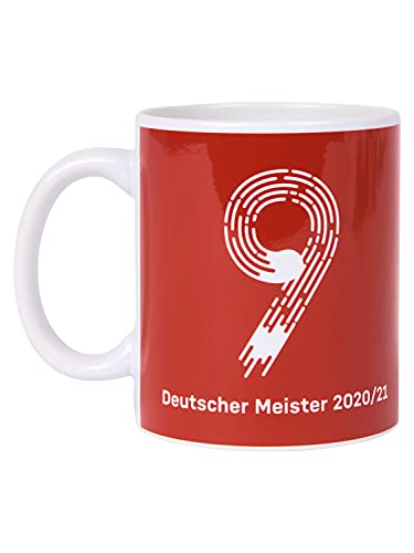 FC Bayern München Tasse Deutscher Meister 2021