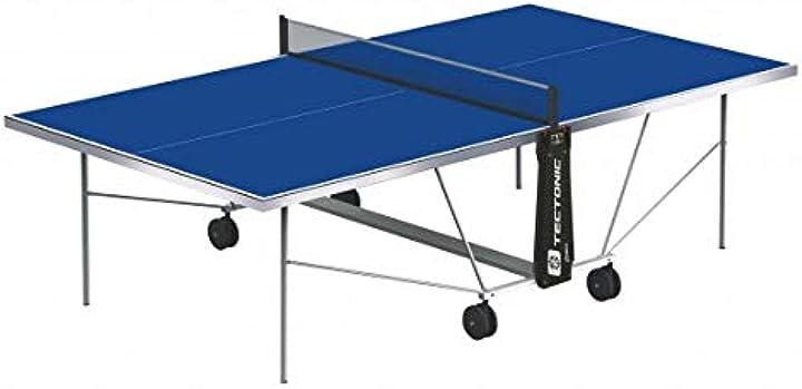 Tavolo da ping pong unisex – adulto, blu, 10x157x141 cornilleau B000XG2N0Q