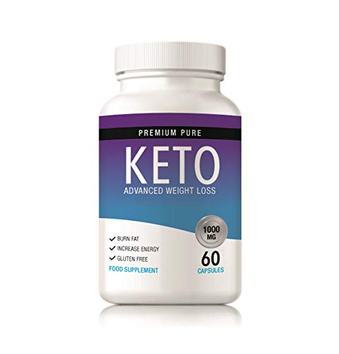 Premium Pure Keto 60 capsules - 1 Month Supply Free Fast Delivery