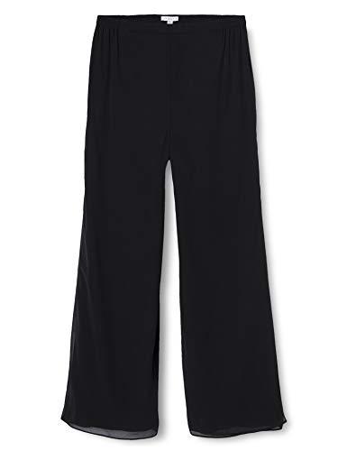 Gina Bacconi Damskie spodnie z szyfonu