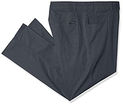 Columbia Men's Rapid Rivers Pant, Graphite, 44W x 30L - B&T