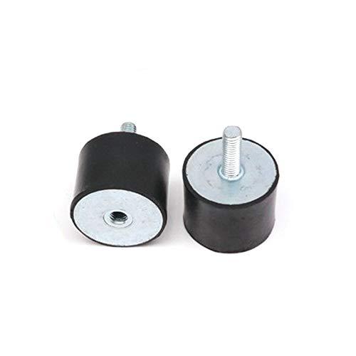 2 unids goma vibración anti-vibración aislador montajes amortiguador Silentblock coche barco bobinas montaje compresores aire Accesorios
