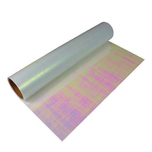 Stahls® 16,38€/m² CAD-CUT® Effect Textilfolie 900 RAINBOW 50cm x 1m Flexfolie Bügelfolie Flex Folie