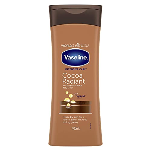 Vaseline Cocoa Butter Deep Conditioning Body Lotion 13.52 oz