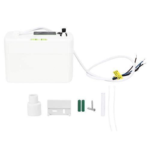 Abflusspumpe für Klimaanlage Ultra-leiser eingebauter Schwimmer mit Wasserumlaufspeichersystem Automatische Kondensatpumpe PC-24A
