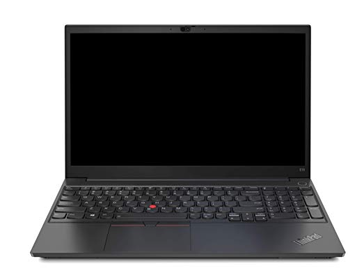 Lenovo ThinkPad E15 (2021) Intel Core i3 11th Gen 15.6-inch (39.62 cm) Full HD Thin and Light Laptop (4GB RAM/ 256GB SSD/ DOS/ Black/ 1.7 kg), 20TDS0A200