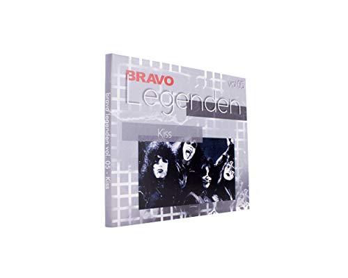BRAVO Legenden Vol. 05 – KISS - Vollständige Sammlung von Berichten, Interviews, Home-Storys, Poster, Starschnitte und vieles mehr aus BRAVO