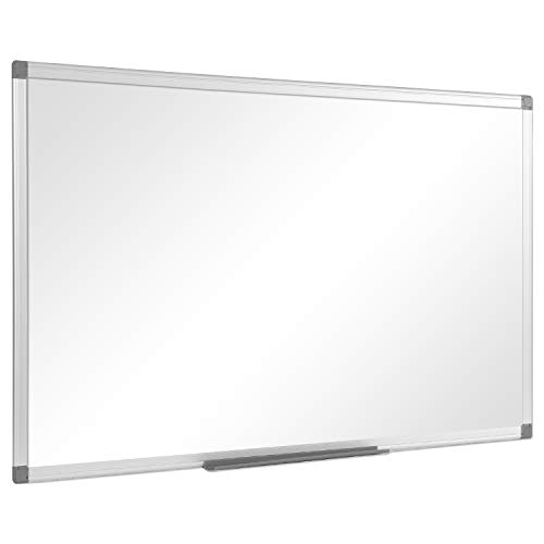 48' x 36', Aluminum Alloy Frame, Honeycomb Core, Magnetic Dry Erase Board, White Board, Magnetic Whiteboard, Whiteboard, Magnetic White Board, White Boards for Wall, Large Whiteboard, 1 Pack