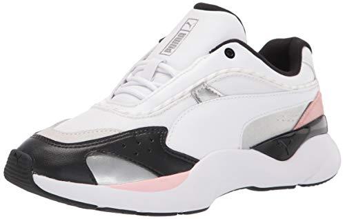 PUMA Damen Lia Sneaker, Weiá (weiß / schwarz), 36 EU