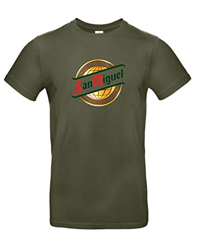 T-shirt San Miguel Bier
