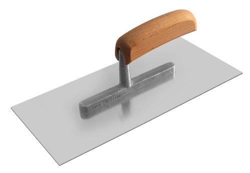 de acero inoxidable y mango de madera Tectool TT 18010 Esp/átula