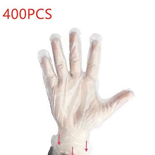 GEEN LOGO FMN-HOME, Voedsel Plastic Handschoenen Wegwerp Handschoenen Voor Restaurant Keuken BBQ Milieuvriendelijke Eten Handschoenen Fruit Groente Handschoenen
