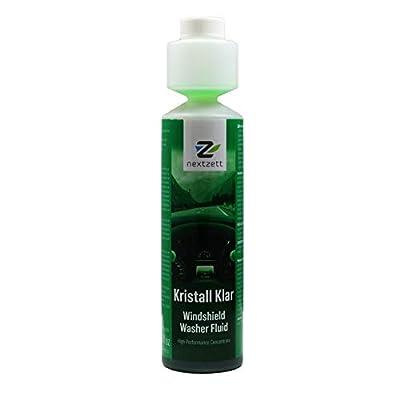 nextzett 92100815 Kristall Klar Washer Fluid Concentrate