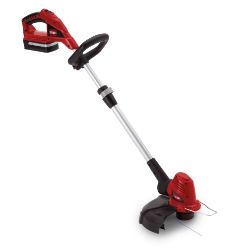 Toro 51484 Cordless 12-Inch 20-Volt Lithium-Ion Electric Trimmer/Edger