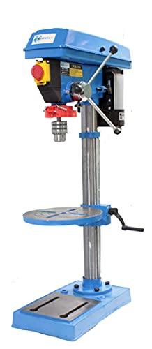 Taladro de Columna 550W 3-16mm Taladradora Vertical Perforadora de Banco