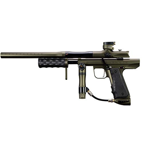 Empire Sniper Pump Paintball Marker - Dust Olive/Polished Black...