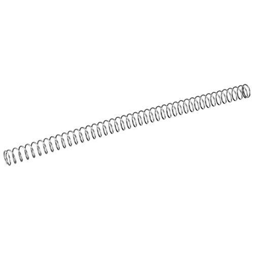 Druckfeder Spring Set Stahlfeder Zugfeder 20 Gr/ö/ßen Druckfedern Sortiment 200 St/ück im Set Spiralfeder Druckfeder Z ugfedern und Druckfedern aus Federstahl Gobesty Druckfeder Stahlfeder