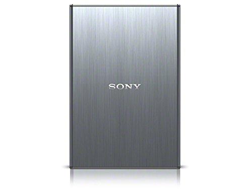 ソニー USB3.0対応 メタルボディ 2.5インチ ポータブルハードディスク(500GB) シルバー HD-SG5 S