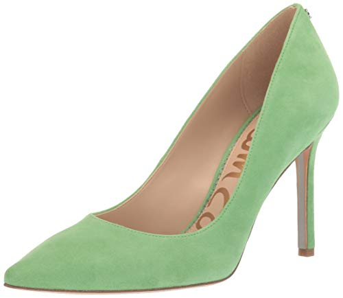 Sam Edelman Women's Hazel Pump, Green, 6 Wide
