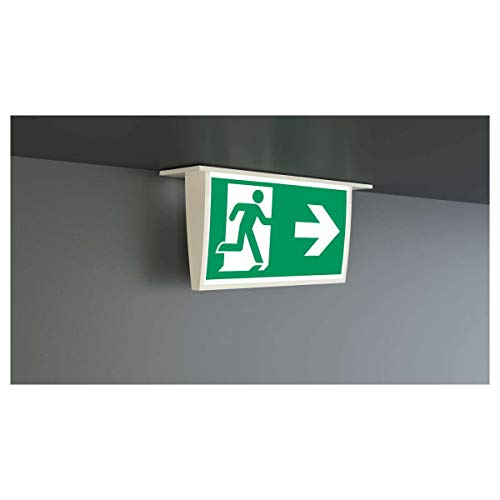Synergy 21 s21-led-not0006 Indoor Rechteck Glasbild, Illuminated Sign/Symbol – Glasbild, Illuminated Signs & Symbols (LED, AC, 230 V)