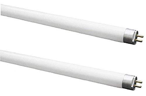 Kosnic T5 Leuchtstoffröhre 288 mm - 8 W Exun CFL Lampen - Pack von 2 Einheiten - G5 Basis Armaturen - T5 Hohe Effizienz Lampen, Pure weiß 4000 K, 20.000 Stunden Lebensdauer, 450 Lumen
