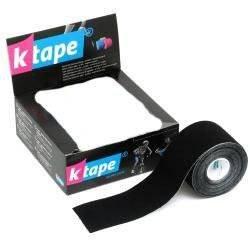 K Tape 5cm x 5m Roll Black [1 Roll]