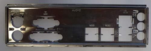 ASRock H81M-DGS Blende - Slotblech - I/O Shield #38852