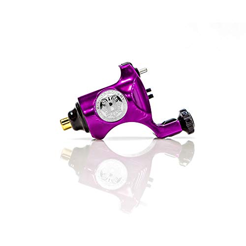 Bishop Rotary Tattoo Machine – Beatnik Purple – RCA Model