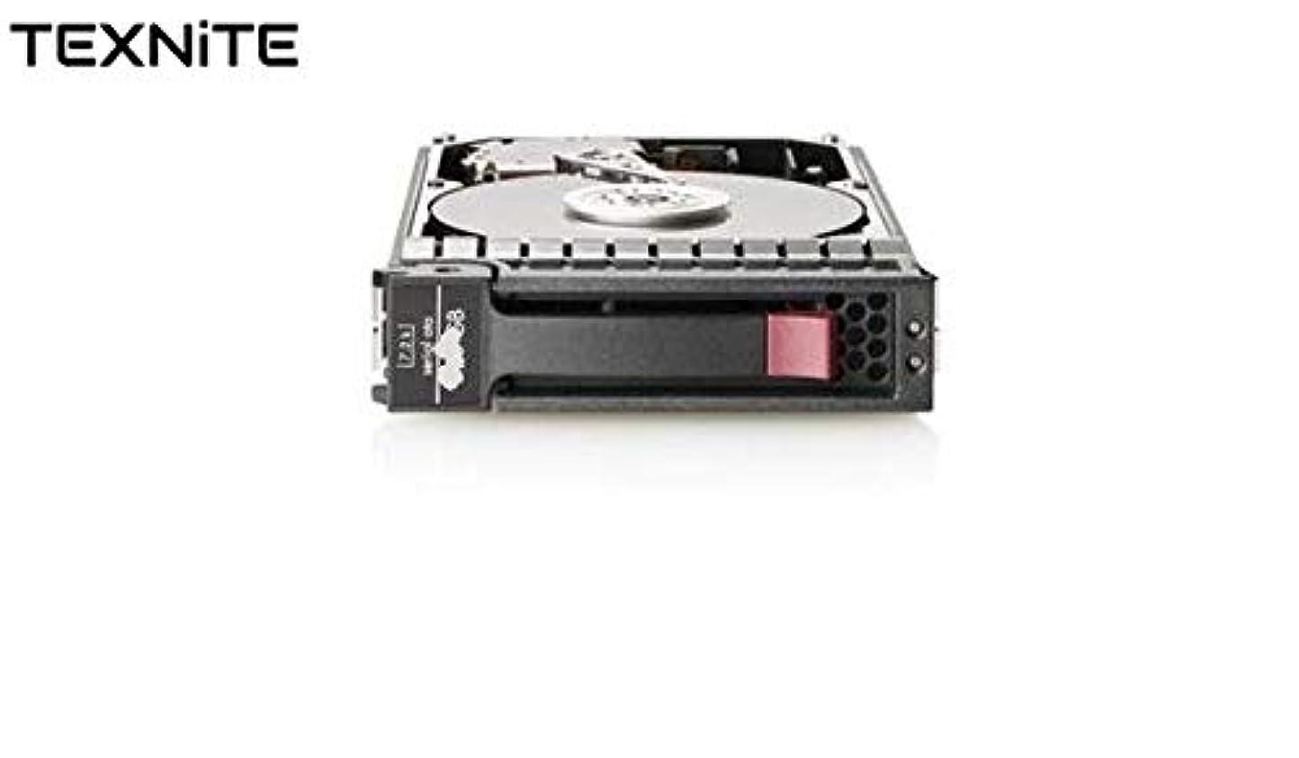 複雑診療所扱う(2パック) Texnite 507613-001 1TB 3.5インチ LFF SAS 6Gb/s 7.2K RPM ミッドライン (MDL) デュアルポート (DP) ホットプラグハードドライブ Hp 507613-001用