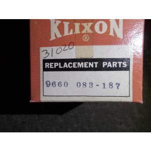 KLIXON 9660-083-187 MOTOR START RELAY