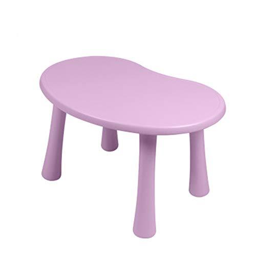 Table pour enfants Table Play en plastique for enfants activité Constituez & Play Table, Table de bureau for enfants for enfants d'âge préscolaire garçons et les filles Bureau d'étude des enfants