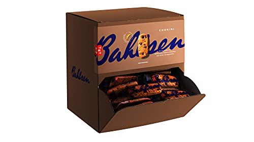 Bahlsen Chokini - 1er Pack Thekendispenser - Mürbegebäck mit Schokostückchen und Orangennote (1 x 945 g)