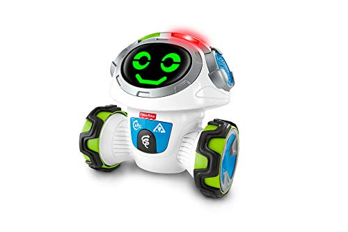 Fisher-Price Movi Superrobot, juguete educativo para niño +3 años (Mattel...