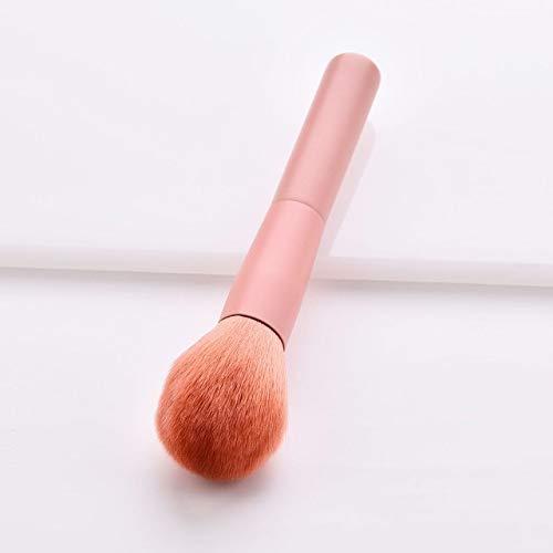 10PCS Wooden Foundation Cosmetic Eyebrow Eyeshadow Brush Makeup Brush Sets Tools Multifunctional Cosmetic Brush Make Up Tools