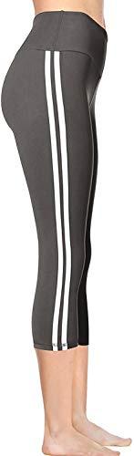 KTYXGKL Longitud Completa y Capri Leggings Yoga Cintura |Sólido Cepillado Ropa Interior térmica (Color : 10, Size : Small-Medium)