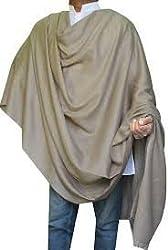 Dhariwal Unisex Woolen Lohi (Brown, Free Size)