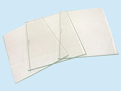 Vetro Sintetico Trasparente in Lastra Maurer 500x500 mm spessore 2 mm