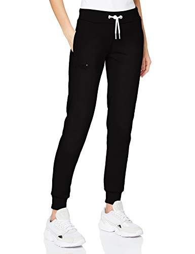 Superdry Womens ORANGE Label Jogger NS Sweatpants, Black, M (Herstellergröße:12)