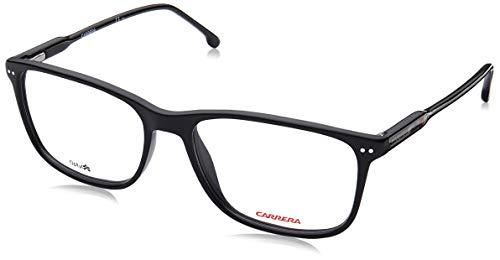 Carrera 202 Gafas, Negro Mate, 55 para Hombre