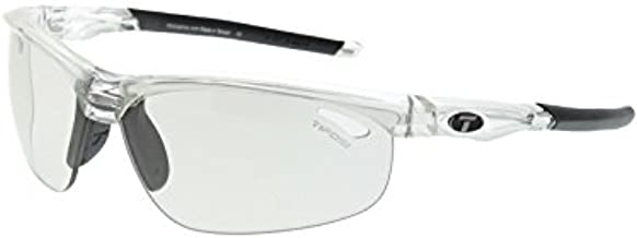 Tifosi Optics Veloce Photochromic Sunglasses - Men's Crystal Clear/Light Night, One Size