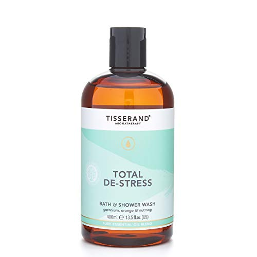 Tisserand Aromatherapy - Total De-Stress Bath and Shower Wash, 400ml