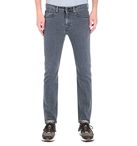 Edwin ED-80 Slim CS Power Jeans Black Bristol wash