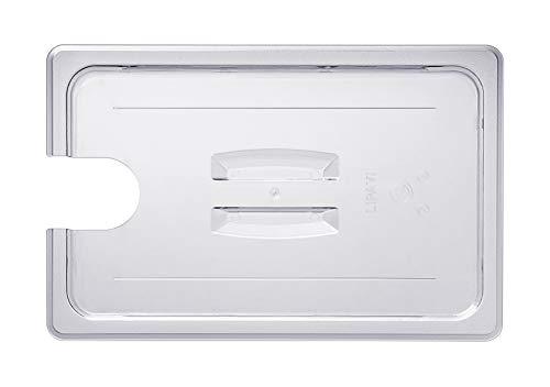 LIPAVI 15L-WIT Deckel für den LIPAVI C15 Sous-Vide Behälter, hergestellt für den Sousmatic, TFA Dotsmann 14.1551.01/02 Tauchzirkulator