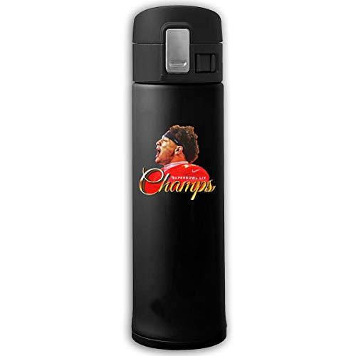 Top Groothandel Patrick Champs Travel Mok RVS Thermische Mok Vacuüm Flask Lekvrije Koffie Mok Met BPA Gratis Gemakkelijk Schone Deksel Houdt Koud Of Heet