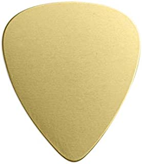 guitar pick stamping blanks
