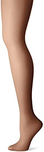 Just My Size Women's Shaper Panty Hose, Suntan, 3X