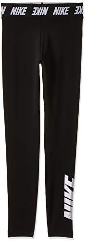 Nike Damen Leggings mit hohem Bund Sportswear Club, Black/White, XS, CT5333-010