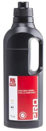 RS PRO Beige 3D Printer Resin, 1kg