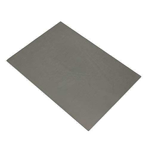 297 x 210 x 2,3 mm Gummi Blatt Pad für Laser-Gravur Maschine zu Machen Sealer Stempel Neopren Schwamm Schaum Gummi Blatt Rolle DIY Projekt Blatt